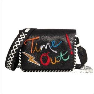 Alice + Olivia Time Out Rare mini shoulder bag